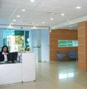 Réception de la clinique El Menzah